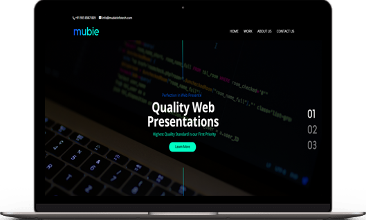 mubie-website-laptop-view