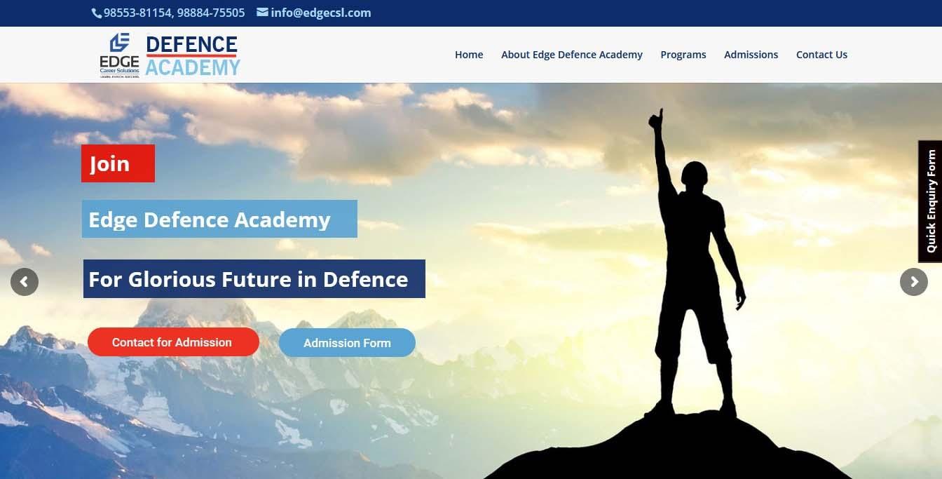 edge-defence-academy-mubieinfotech-portfolio