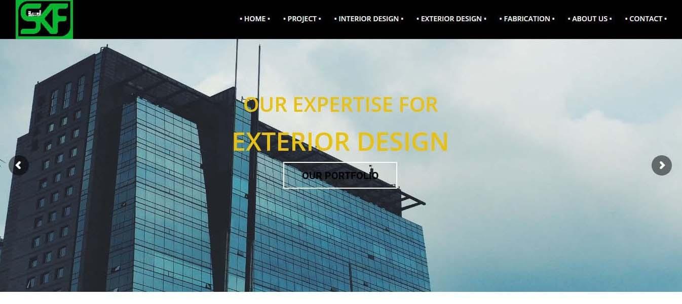 skfabricator-mubieinfotech-portfolio