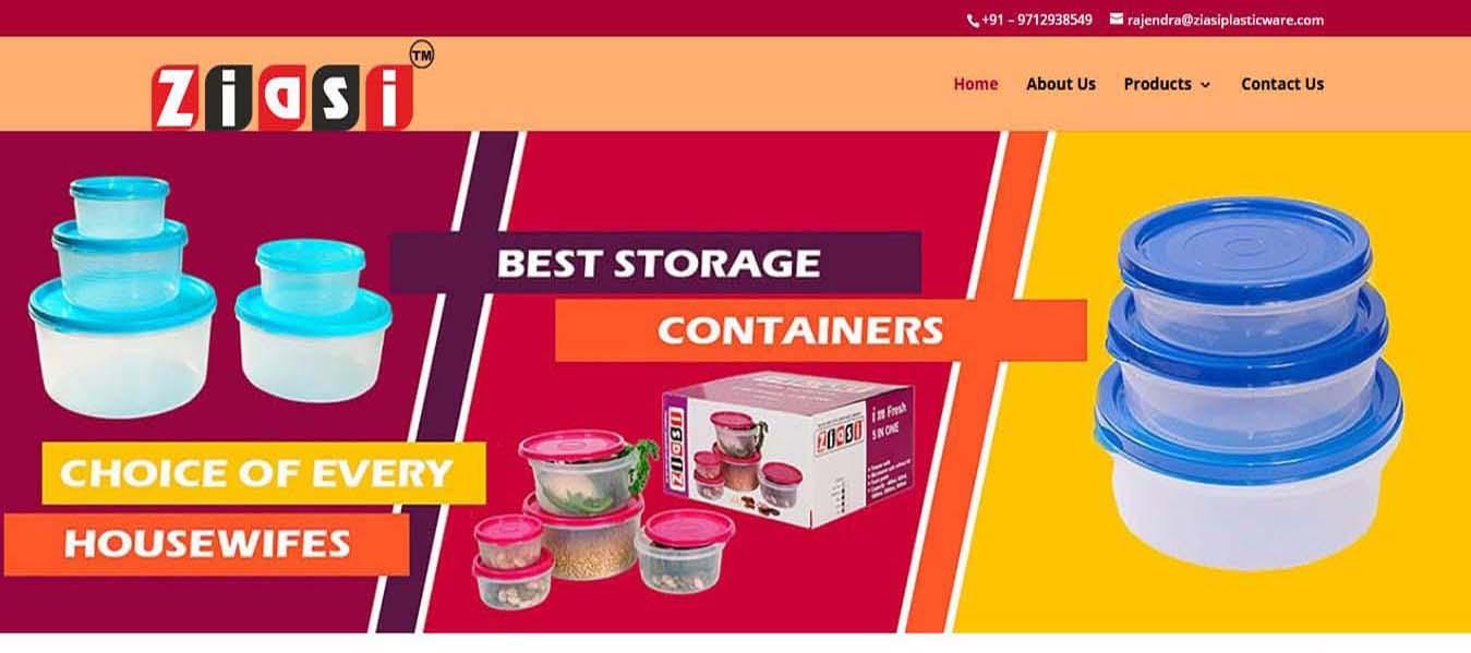 ziasiplasticware-mubieinfotech-portfolio
